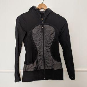 lululemon athletica Jackets & Coats - RARE Lululemon Pure Balance Hoodie Jacket EUC 6